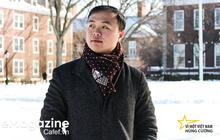Giấc mơ làm chủ tịch tỉnh của Nghiên cứu sinh Tiến sĩ Harvard Châu Thanh Vũ