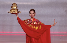 Chung kết Miss World 2019: Lương Thùy Linh làm nên kỳ tích khi lọt Top 12, tự tin bắn tiếng Anh trước hàng nghìn khán giả!