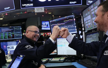 Mỹ và Trung Quốc đã đạt được thoả thuận thương mại giai đoạn 1, chứng khoán Mỹ đóng cửa phiên ở mức đỉnh kỷ lục