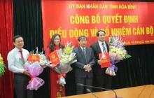 Bổ nhiệm 03 Phó Giám đốc Sở tỉnh Hòa Bình