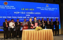 SOVICO, Vietravel, FLC, Văn Phú sẽ đầu tư nhiều dự án tại Thừa Thiên - Huế