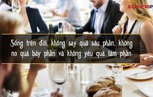 Cùng ăn 1 bữa cơm, nhận ra ngay kẻ tiểu nhân lẫn người quân tử: Chỉ cần những chi tiết nhỏ cũng có thể đánh giá bản chất một con người!