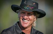 """Chuyện chưa kể về """"Cá mập trắng"""" Greg Norman: Sinh ra để trở thành tay golf huyền thoại"""