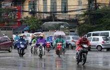 Gió mùa đông bắc tràn về, Hà Nội chuyển mưa rét