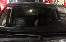 Hàng loạt ô tô trên cao tốc Hạ Long – Hải Phòng bị ném đá