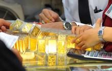 Cuối tuần, giá bán vàng đảo chiều tăng lên trên 37 triệu đồng/lượng