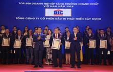 Tập đoàn DIC đạt Top 20 doanh nghiệp bất động sản tăng trưởng nhanh nhất Việt Nam năm 2019