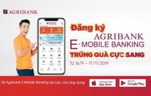 Giao dịch nhanh – trúng thưởng lớn cùng Agribank