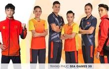 Thương hiệu nào đứng sau Trang phục của Đoàn thể thao Việt Nam tại Sea Games 30