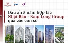 Dấu ấn 5 năm hợp tác Nhật Bản - Nam Long Group qua các con số
