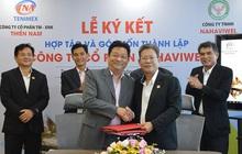 Thiên Nam và Nahaviwel hợp tác khai thác thị trường vật liệu hàn
