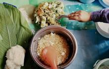 Bữa cơm trưa tiếp sức ước mơ con chữ của trẻ em vùng cao
