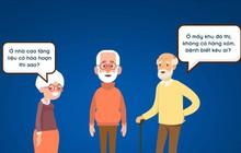 Đô thị thông minh xóa tan mọi nỗi lo của người lớn tuổi