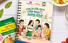 Tuyển tập Cơm Nhà Hứng Khởi của siêu đầu bếp Mẹ chính thức ra mắt