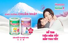 Dinh dưỡng chuẩn Nhật – sữa tan dễ tiêu đã có mặt tại Việt Nam