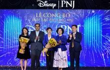 """Cú huých từ cái bắt tay giữa PNJ và """"gã khổng lồ"""" giải trí Walt Disney"""