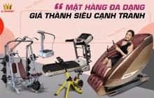 Kingsport – địa chỉ mua ghế massage uy tín được sao Việt tin dùng