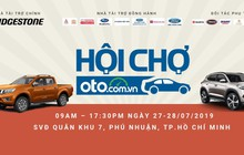 Hội chợ Oto.com.vn lần 3 tái xuất, hội tụ người mê xe tại TP. Hồ Chí Minh
