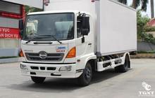 Vốn 300 triệu có thể sở hữu dòng xe tải nặng của Hino?