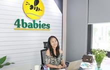 """Founder 4babies - Khởi nghiệp từ 0 đồng và...vay nặng lãi, làm cách nào giúp thương hiệu """"chắc chân"""" trên thị trường?"""