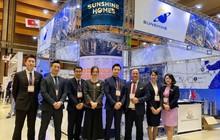 Sunshine Homes nổi bật tại Triển lãm bất động sản quốc tế với 4 dự án cao cấp