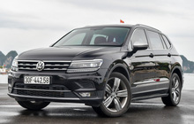 Volkswagen Tiguan Allspace Highline: SUV 7 chỗ đậm chất Đức