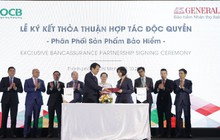 OCB và Generali Việt Nam công bố hợp tác độc quyền 15 năm