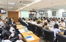 Eximbank phối hợp cùng JP Morgan Chase bank tổ chức chia sẻ thông tin kinh tế vĩ mô