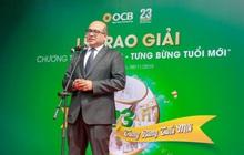 OCB tặng thưởng trị giá 7 tỷ đồng
