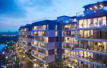 Có gì trong dự án hạng sang với 100% các căn hộ là căn góc, sở hữu 3-4 mặt tiền tại TP.HCM