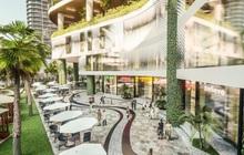 Triển khai tuyến phố đi bộ shopping - ẩm thực – giải trí trong dự án Sunshine Diamond River Quận 7