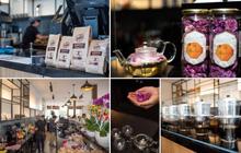 Chẳng thiết kế cầu kỳ hay lạ mắt nhưng quán cà phê ở Sài Gòn lại gây ấn tượng bởi hương thơm mê hồn