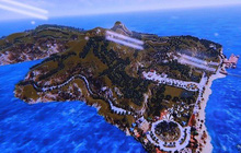 Nghệ An sắp có cáp treo vượt biển dài 3,5 km nối từ đất liền ra đảo