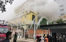 Toàn cảnh vụ cháy Avatar - tổ hợp KS, bar, karaoke lớn nhất TP Vinh