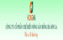 CTCP Chế biến Nông sản Hồng Hà Sơn La (HSL): HSL đạt trên 35 tỷ đồng lợi nhuận,  vượt 14% kế hoạch năm
