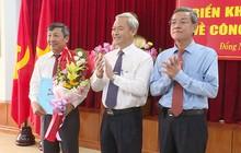 Ông Hồ Thanh Sơn giữ chức Phó bí thư Tỉnh ủy Đồng Nai