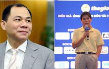 Điểm yếu nhất trong quản lý nhân sự của Thế giới di động trong mắt ông Nguyễn Đức Tài và lời giải gợi ý của Chủ tịch Vingroup Phạm Nhật Vượng
