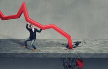 Bất ngờ bán mạnh từ sau 14h, Vn-Index đảo chiều mất hơn 20 điểm với số mã giảm chiếm áp đảo