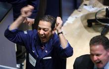Dow Jones vọt tăng 200 điểm, dẫn đầu bởi cổ phiếu nhóm công nghệ