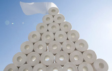 Công ty Đức tích trữ 'núi giấy vệ sinh' đề phòng Brexit không thỏa thuận