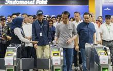 Indonesia khai trương hệ thống tàu điện ngầm, biến giấc mơ 34 năm trở thành hiện thực