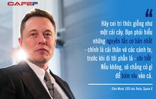 """Không phải """"tham công tiếc việc"""", chính công thức 3 bước học hỏi từ Thomas Edison này mới là bí quyết giúp tỷ phú Elon Musk sáng tạo đến vậy!"""