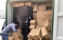 Hàng trăm thực phẩm, mỹ phẩm Pháp nhập lậu về Việt Nam