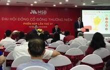 ĐHCĐ Ngân hàng MSB: MSB quyết tâm lên sàn trong quý 3 và sạch nợ tại VAMC