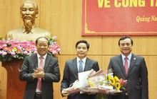 Ông Lê Văn Dũng giữ chức Phó Bí thư Thường trực Tỉnh ủy Quảng Nam