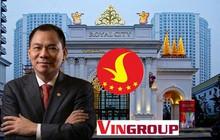 Điều chỉnh room ngoại tại Vingroup từ 40% xuống 36%
