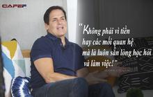 Lời khuyên tỷ phú Shark Tank Mỹ Mark Cuban coi trọng nhất cuộc đời: Đừng để suy nghĩ về tuổi tác khiến bạn bỏ lỡ những cơ hội chỉ đến một lần