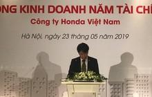 Doanh số bán ô tô của Honda Việt Nam năm 2019 tăng trưởng 150%, đạt mức cao kỷ lục