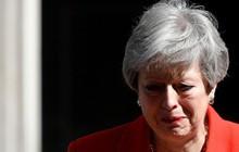 Thủ tướng Anh Theresa May nghẹn ngào từ chức