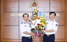 Đại tá Trần Văn Nam giữ chức vụ Phó Tư lệnh Cảnh sát biển